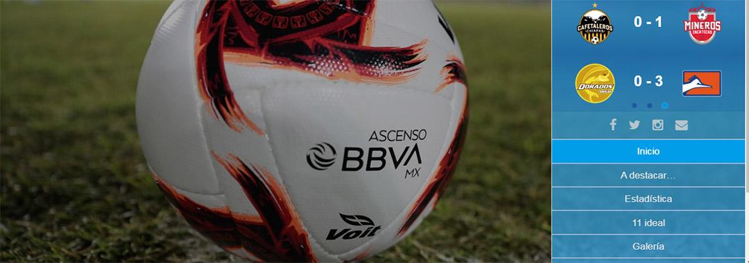 Revista Digital ASCENSO BBVA MX: Jornada 1.
