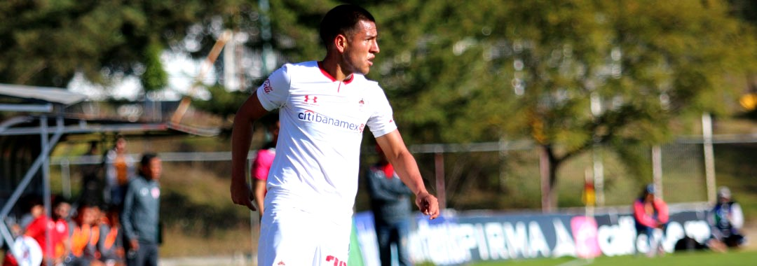 Javier Hernández Debutó con Toluca en la Copa MX