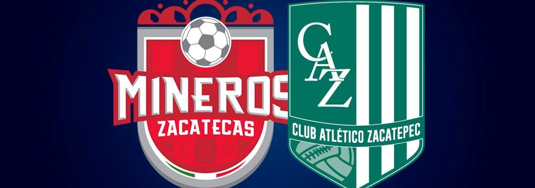 Previo del Jueves de Ascenso: Mineros vs Zacatepec