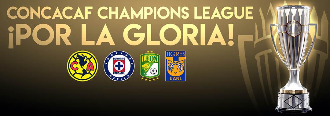 Por la Victoria en la Concacaf Liga de Campeones