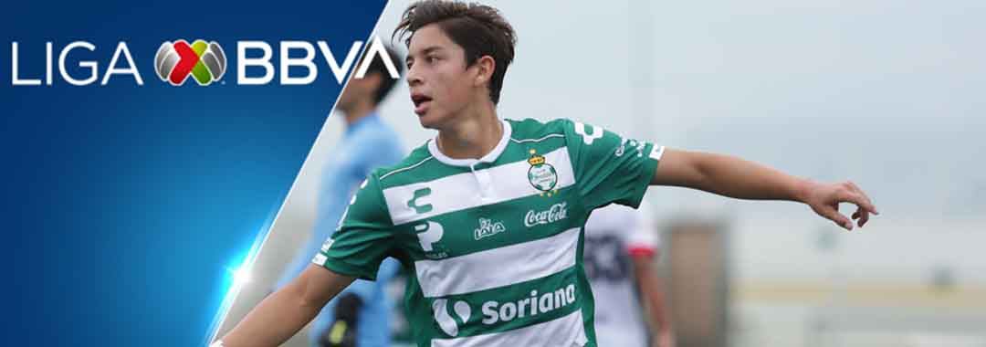 Futuro LIGA MX: Jordan Carrillo