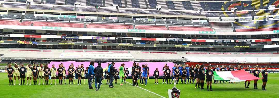 Nuestros Grandes Momentos en el Estadio Azteca.