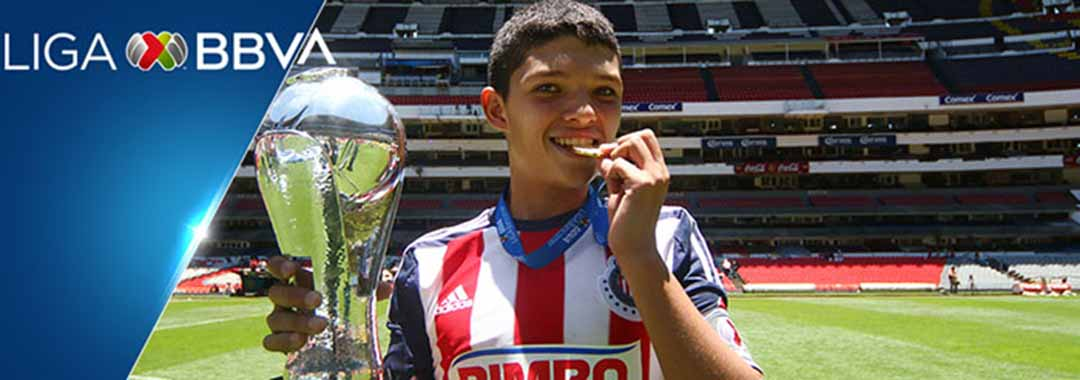 Futuro LIGA MX: Sebastián 'Chevy' Martínez
