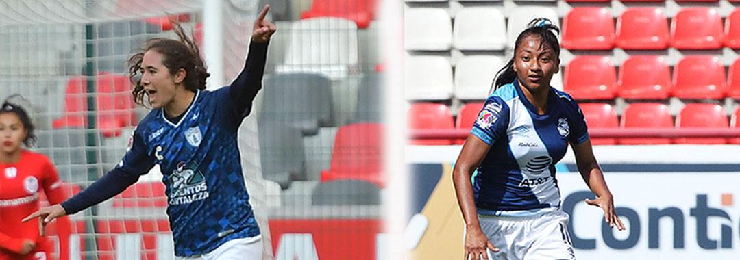 López y Castro Las Jugadoras Con Más Distancia Recorrida.