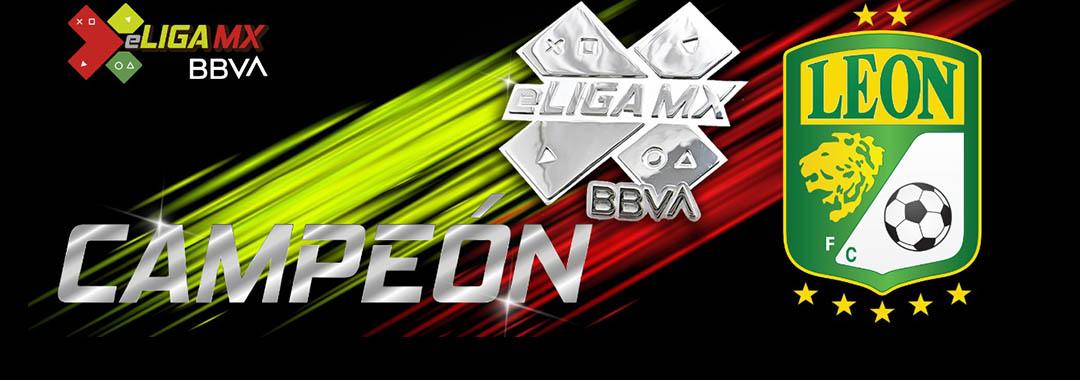 León y Nickiller, Campeones de la e-LIGA BBVA MX