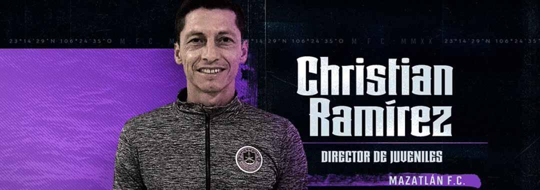 Mazatlán FC Presentó a Christian Ramírez