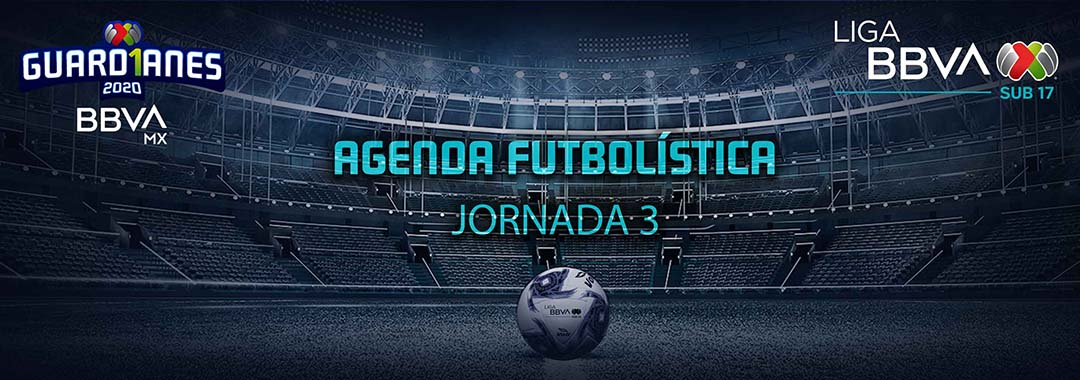 Agenda Futbolística de la Categoría Sub-17