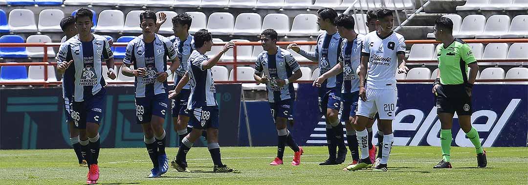 Pachuca Ganó en la Apertura de Guard1anes 2020