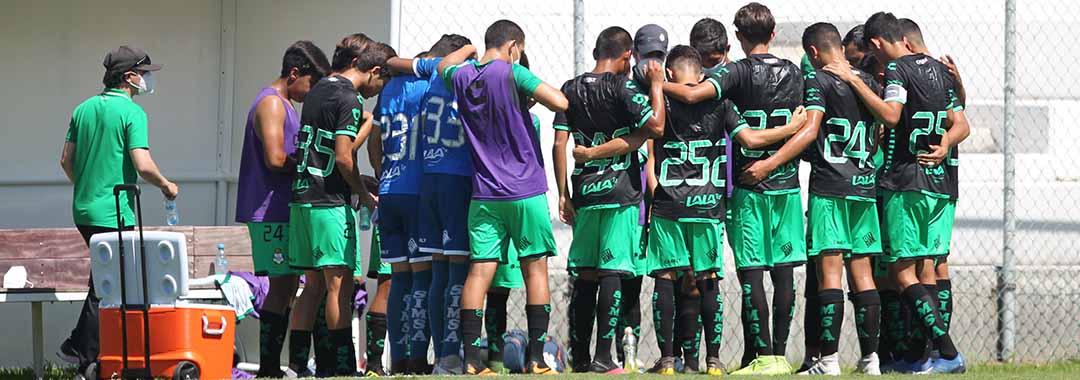 Santos Inició Bien Guard1anes 2020.
