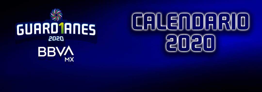 Conoce el Calendario Guard1anes 2020 | LIGA EXPANSIÓN MX