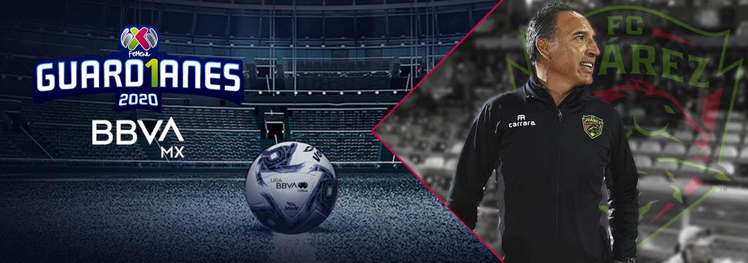 Gabino Amparán: Por una Identidad Futbolística con Juárez Femenil