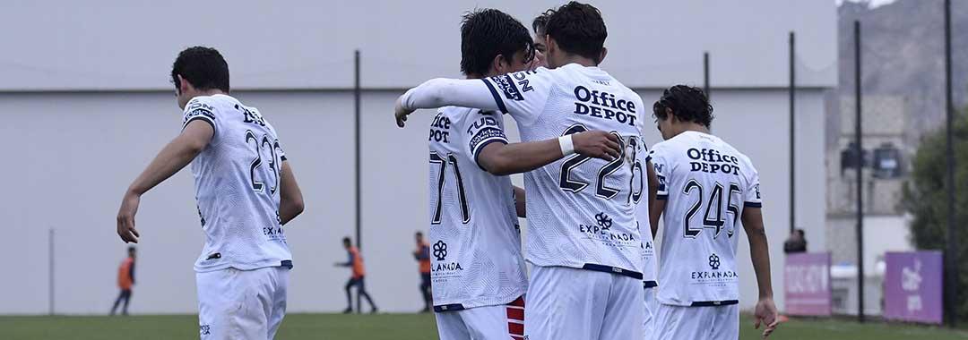En la Universidad del Futbol Mandó Pachuca