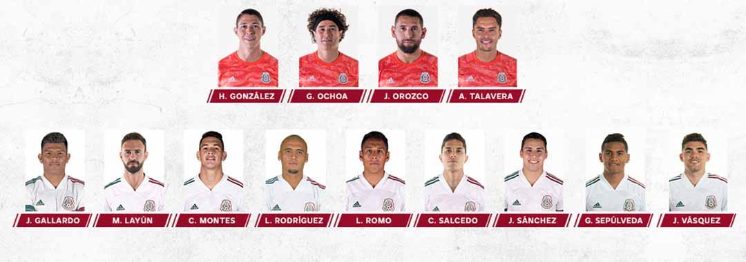 Todos Los Convocados de la LIGA MX a la Selección Mexicana