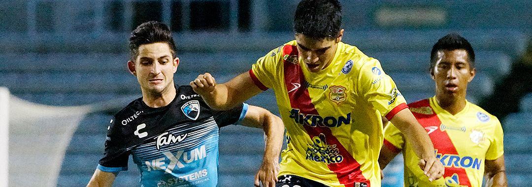 El Atlético Morelia Consigue su Primer Triunfo