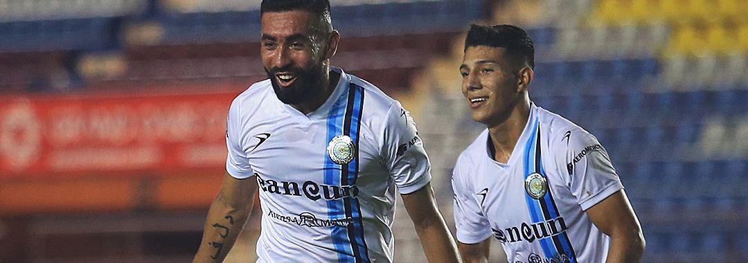 Cancún FC Recupera Puntos en Casa