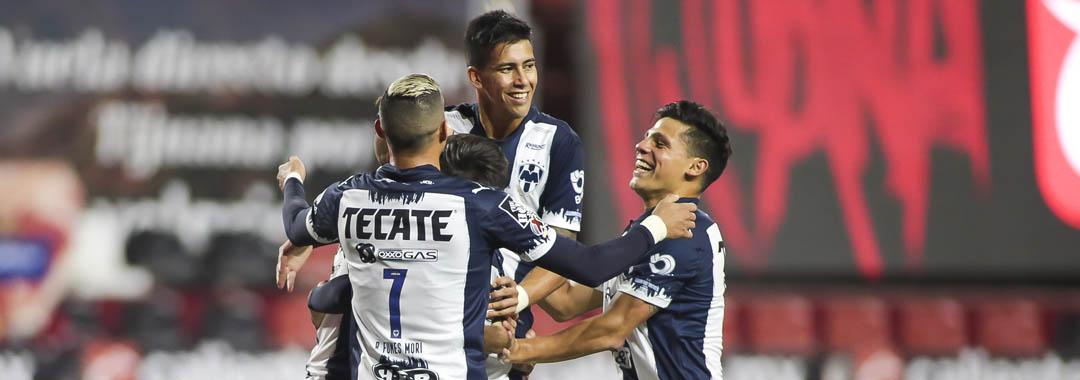 Rayados Parte con Ventaja a Monterrey