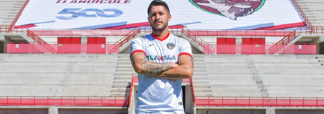 Diego Gama, Esperanza de Goles en Tlaxcala FC