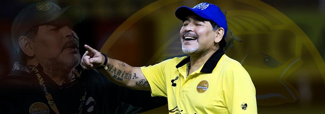 Diego Maradona, un Dorado Recuerdo en Sinaloa