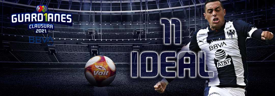 El 11 Ideal de la Jornada 1