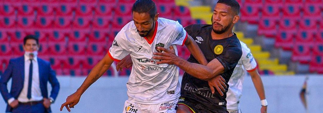 Leones Negros y Tlaxcala FC Igualan en el Jalisco