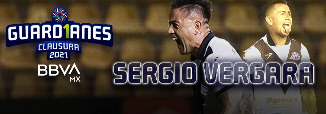Sergio Vergara, Motor de los Toros del Celaya