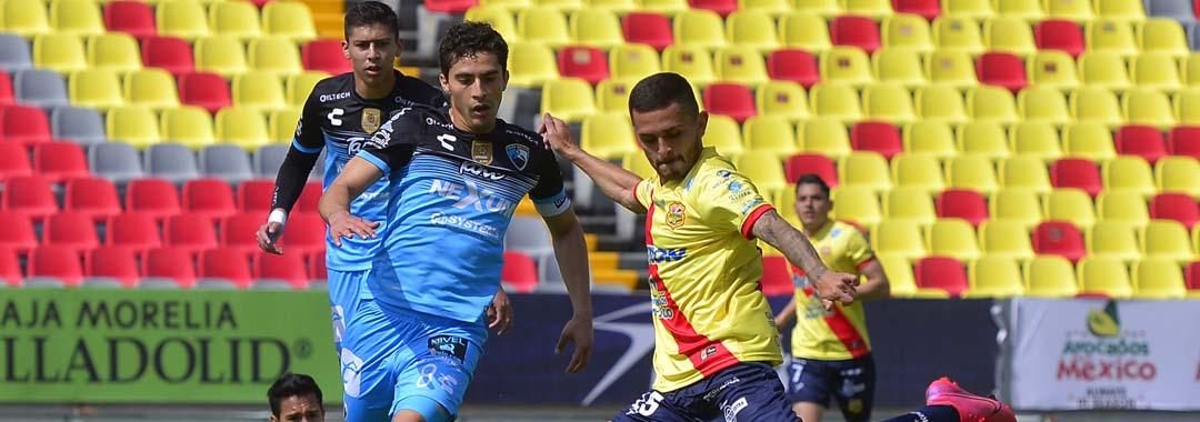 Club Atlético Morelia Derrota al Campeón