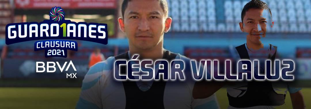 César Villaluz, Nuevo Referente Para Cancún FC
