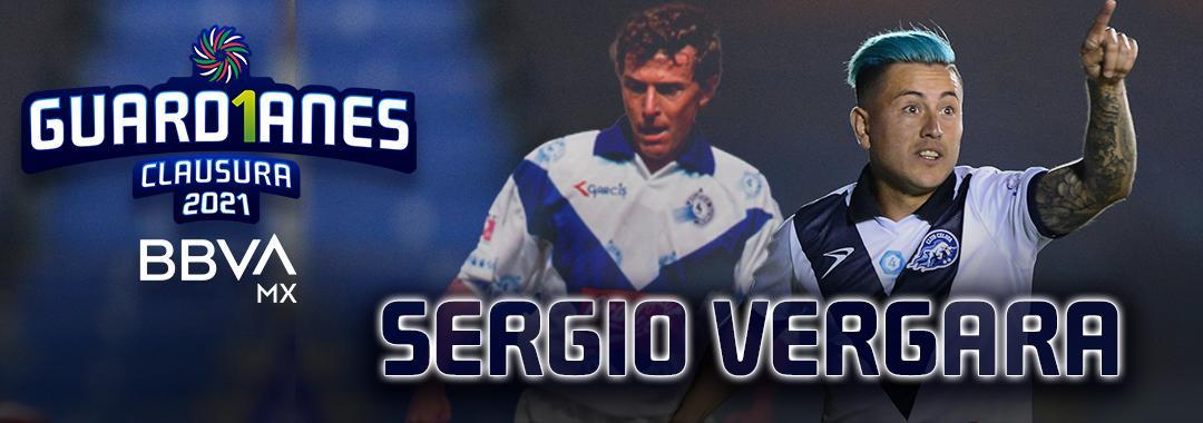 Sergio Vergara, a un Gol de Emilio Butragueño