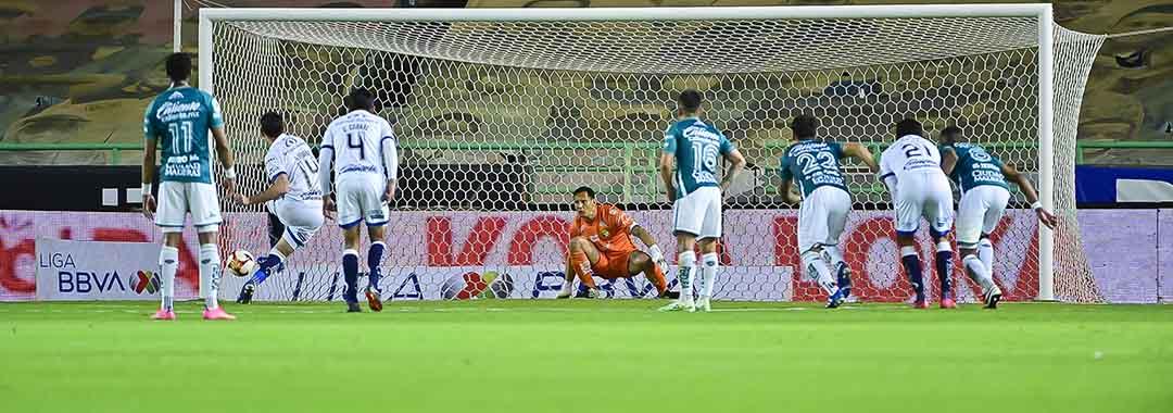 Puebla Continúa Encantando a la Liga