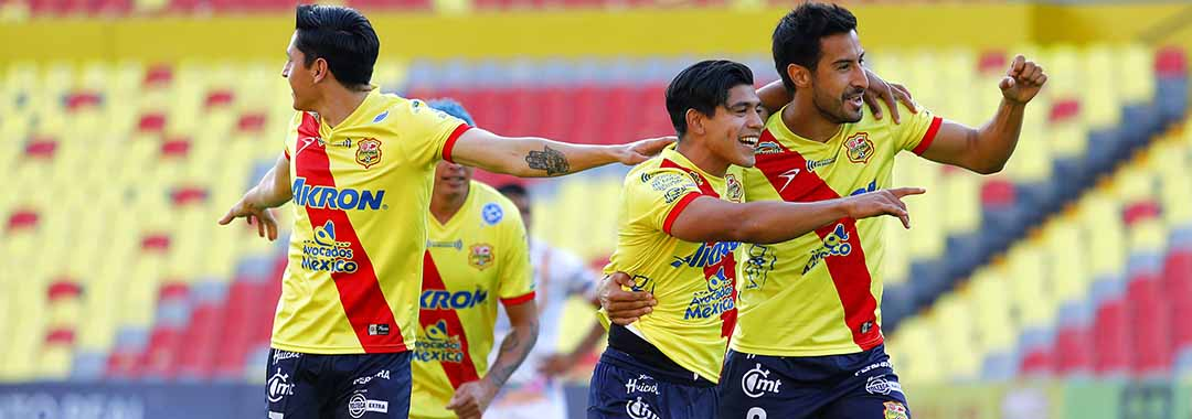 Atlético Morelia se Fue a la Cima.