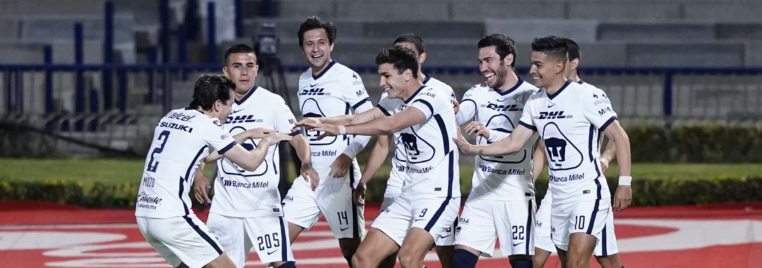Pumas Volvió a Ganar