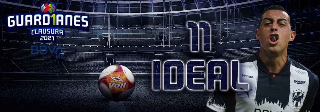 El 11 Ideal de la Jornada 9