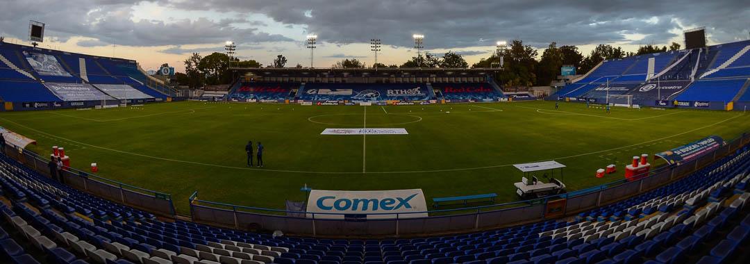 Estadio Miguel Alemán, 370 Días sin Derrota