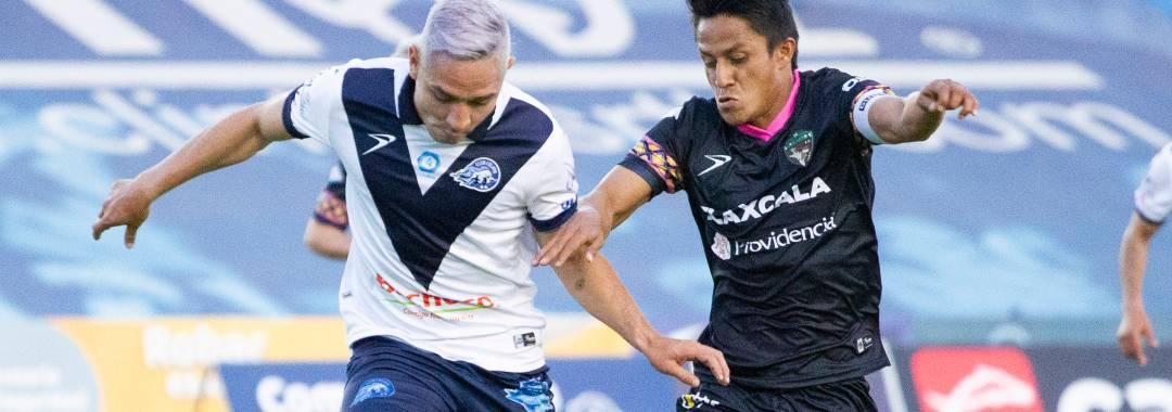 Celaya Iguala sin Goles ante Tlaxcala FC