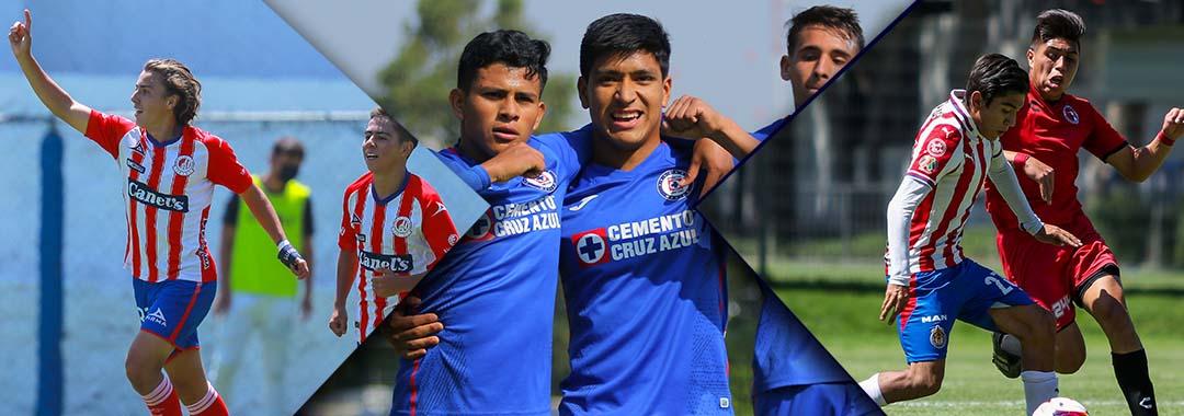 Victoria de Cruz Azul y de San Luis, Chivas y Xolos Empataron