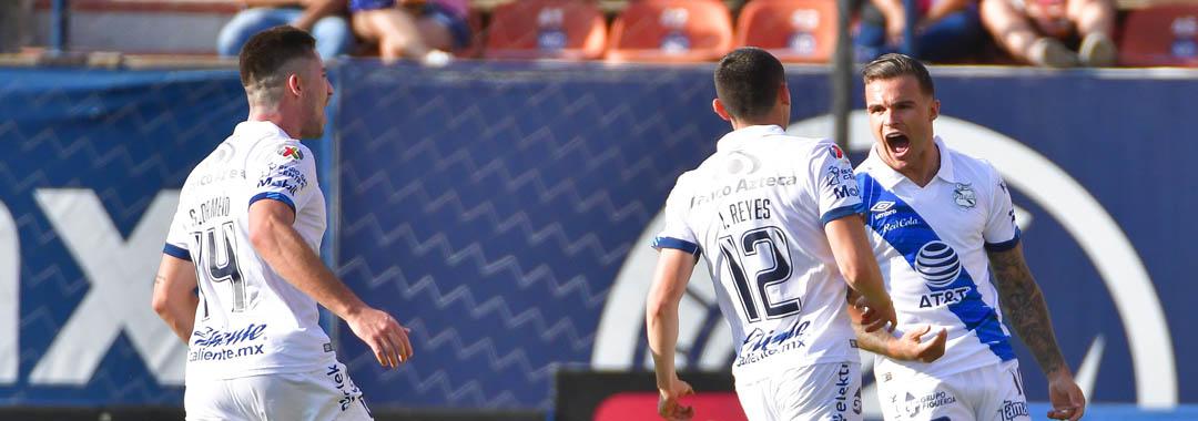 Puebla Gana en San Luis y se Clasifica a Fase Final