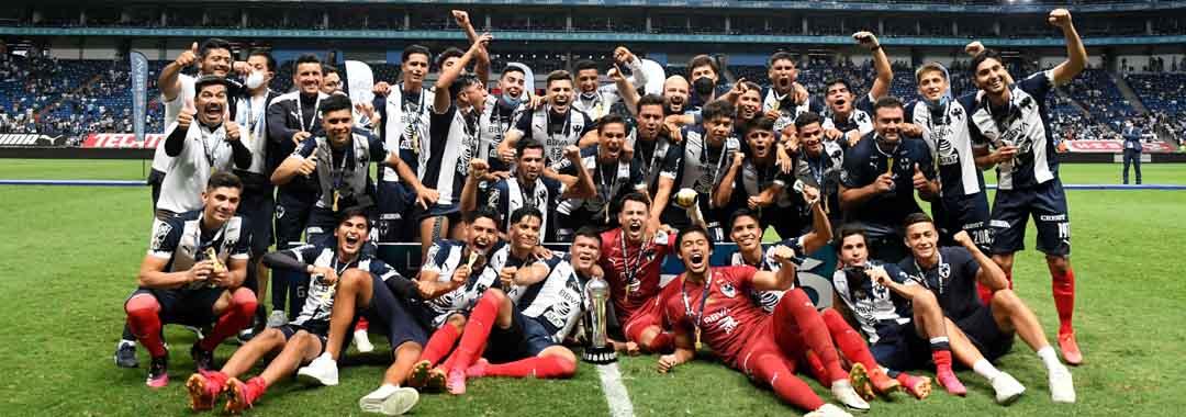 Rayados, Campeón de la LIGA BBVA MX Sub 20