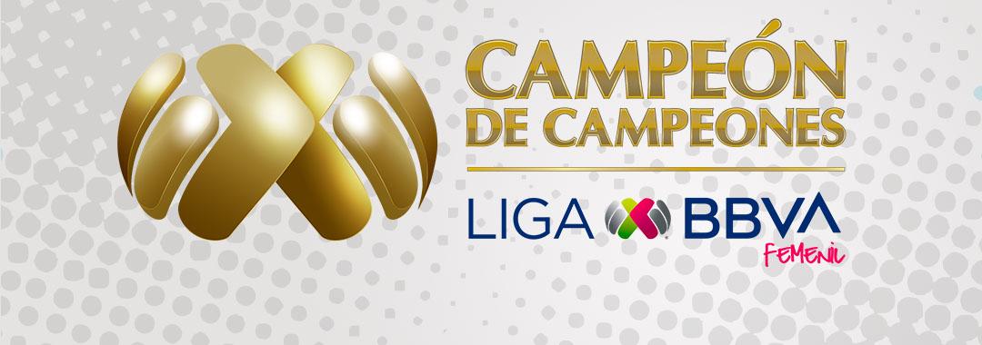 La LIGA BBVA MX Femenil Premiará al Campeón de Campeones de la Temporada 2020-2021.