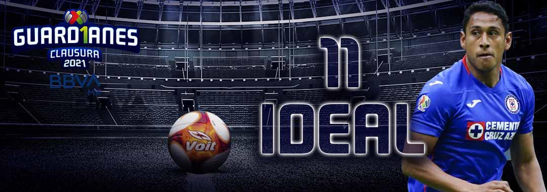 El XI Ideal Del Guard1anes 2021
