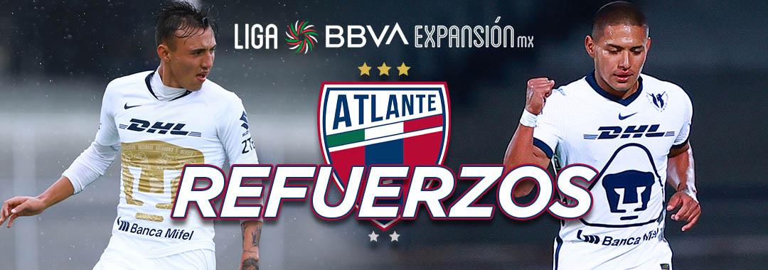 Figueroa y Mendoza, Nuevo Revulsivos del Atlante