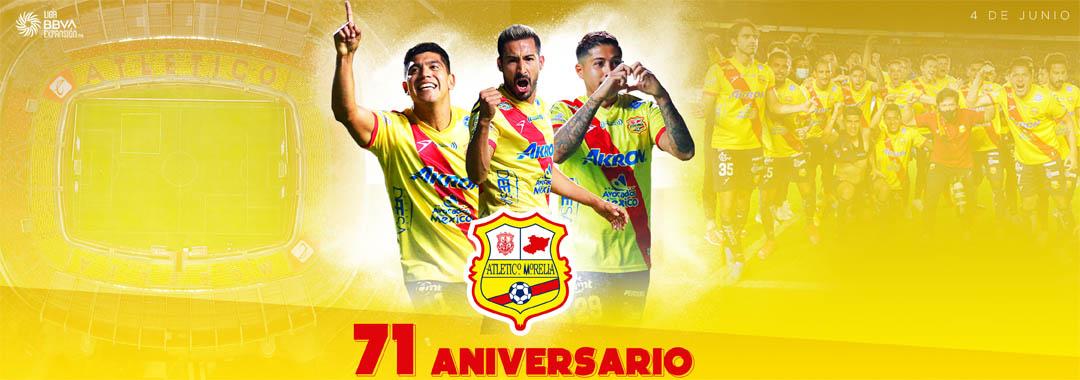 Atlético Morelia, 71 Años de Historia y Legado en el Futbol Mexicano