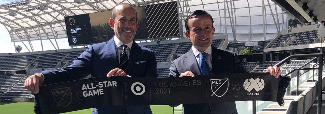 LIGA MX y MLS Anuncian Juego de Estrellas