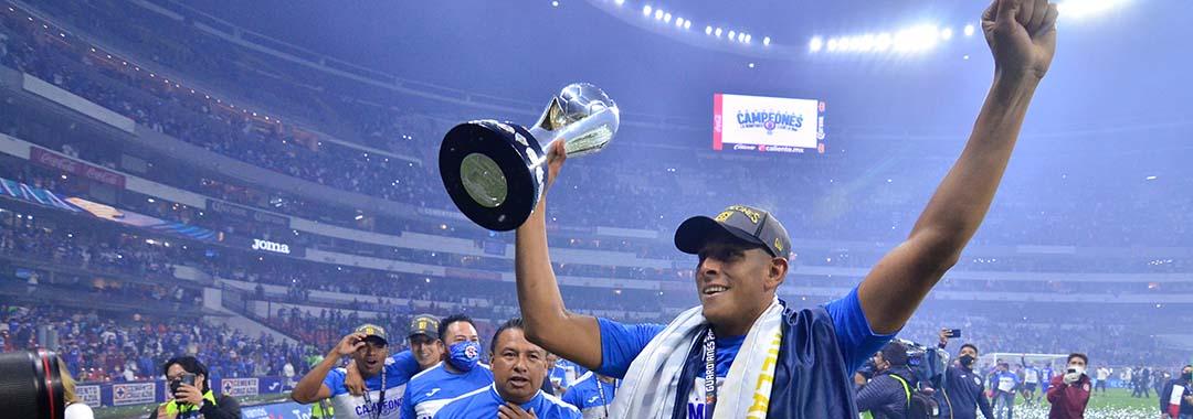 Luis Romo, Figura Del Guard1anes 2021