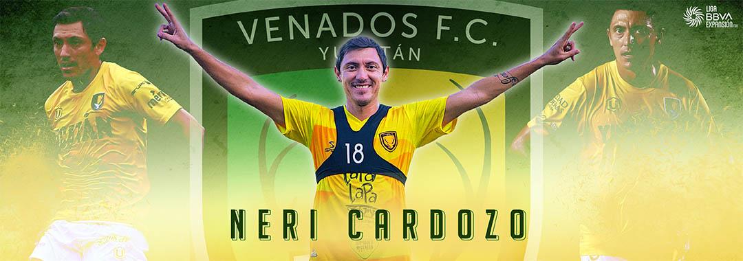 Neri Cardozo, Principal Engrane del Ataque de Venados
