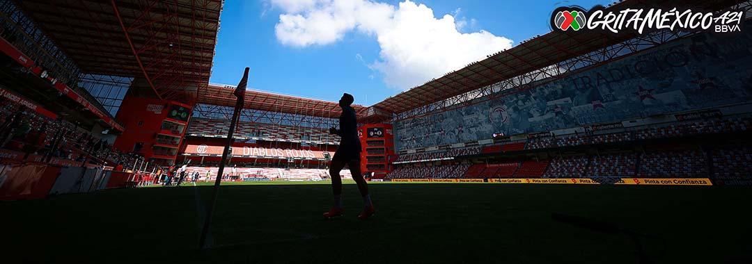 El Club Toluca, con Apoyo de Seguridad Pública, Retiró del Estadio a Tres Aficionados por Grito Discriminatorio