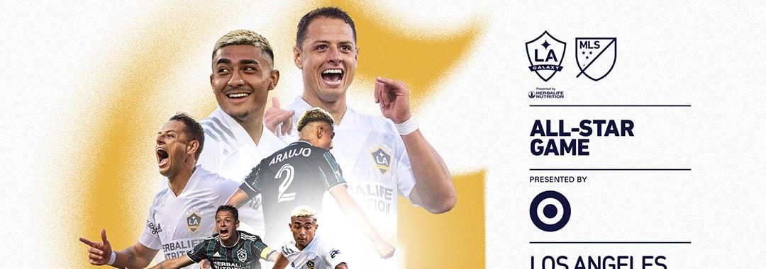 MLS presenta Equipo para el Juego de Estrellas