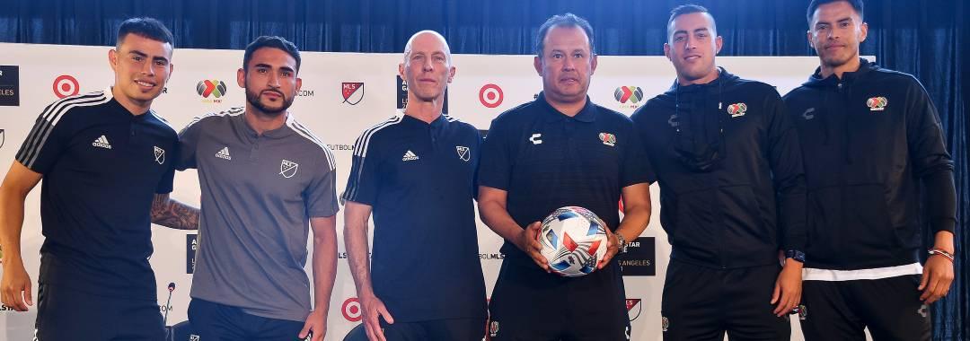 Se Llevó a Cabo Conferencia de Prensa entre MLS y LIGA BBVA MX