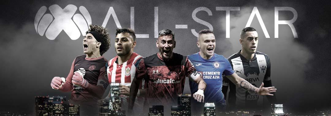 Todo Listo Para Enfrentar al MLS All Star