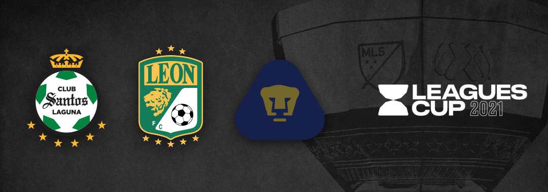 Clubes Mexicanos Buscan Jugar La Final de Leagues Cup