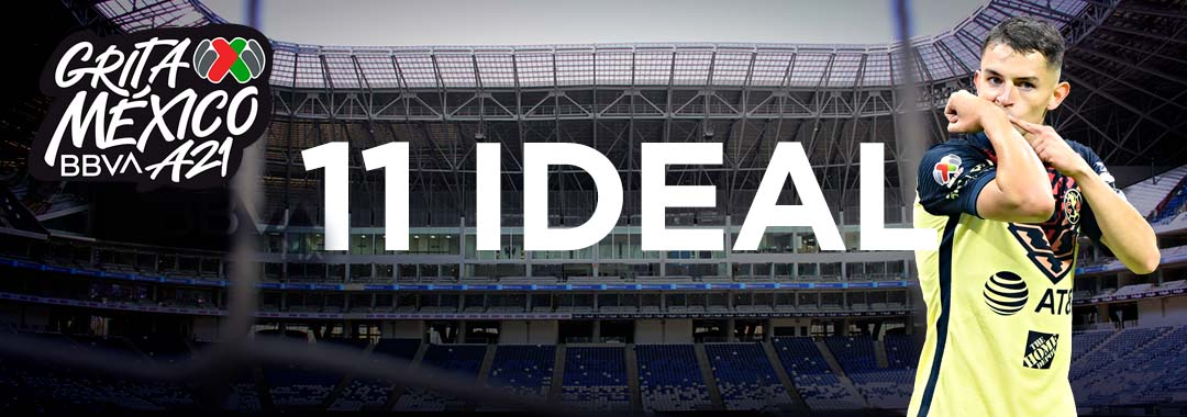 11 Ideal  de la Jornada 8